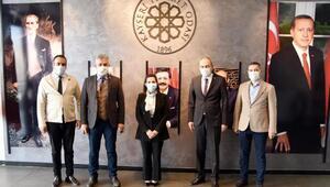 Malta'nın Ankara Büyükelçisinden KTO'ya ziyaret