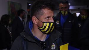 Son Dakika: Fenerbahçede Emre Belözoğlunun soyunma odası sözleri: Tek bir kişiyi bile arkada bırakmayacağız
