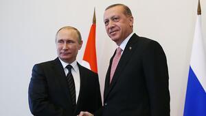 Son dakika: Cumhurbaşkanı Erdoğan ve Putinden kritik görüşme