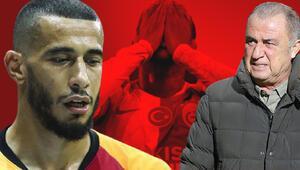 Son Dakika: Galatasaraydan ayrılan Younes Belhandanın yeni adresini duyurdular Türkiyede kalıyor, imza...