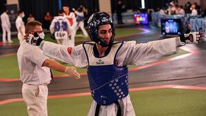 Son Dakika: Milli tekvandocu Hakan Reçber Avrupa şampiyonu oldu