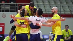 Fenerbahçe HDI Sigorta, Efeler Liginde finalde