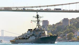 Rusya tehdit etti ABD gemi yolluyor...