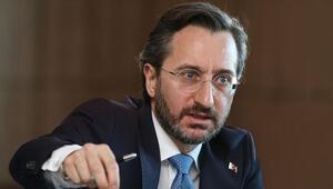 İletişim Başkanı Fahrettin Altundan Yunanistana PKK tepkisi