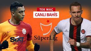 Karagümrükte korona krizi, Galatasarayda eksikler döndü Bu maçın en popüler iddaa tercihi...