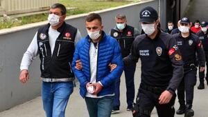 Uyuşturucuyu 'Kübra' diye şifrelemişlerdi 7 kişi tutuklandı