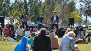 Muratpaşada Müzik Sokakta etkinlikleri sürüyor