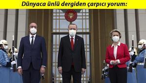 Der Spiegel: Protokol krizinde Türkiyenin suçu yok
