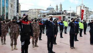 Türk Polis Teşkilatının 176ncı kuruluş yıldönümü kutlandı