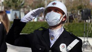 Çanakkalede Polis Haftası kutlandı