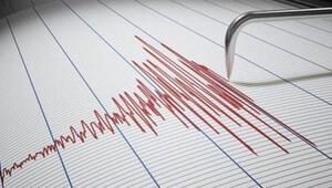 Burdurda 3.5 büyüklüğünde deprem