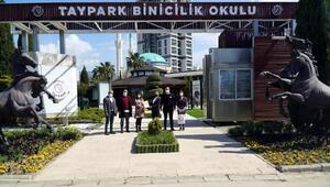 Cordelion Taypark Kafe Turuncu Çemberde