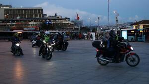 Motokuryelerden ölümlere karşı eylem