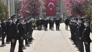Diyarbakırda, Polis Haftası kutlandı