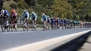 56. Cumhurbaşkanlığı Türkiye Bisiklet Turunda ilk etap iptal edildi