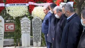 Mareşal Fevzi Çakmak vefatının 71. yılında kabri başında anıldı