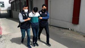 Adana'da terör örgütü PKK adına izinsiz gösteriye 3 tutuklama