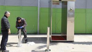 Türk firma üretti Hijyen tüneline yurt dışından talep yağıyor