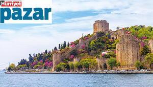İstanbul bu ay bir çiçek bahçesi