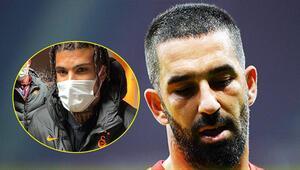 Galatasarayda Arda Turandan DeAndre Yedlin isyanı Sosyal medyadan paylaştı