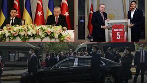 Cumhurbaşkanı Erdoğanın 24 saatlik yoğun temposu
