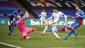 Premier Ligde Chelsea, Crystal Palaceı farklı yendi