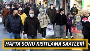 Pazar günü sokağa çıkma yasağı olan iller: Sokağa çıkma kısıtlaması ne zaman bitecek İçişleri Bakanlığı saatleri açıkladı