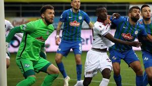 Trabzonspor'un rakip kalecilerle sorunu var