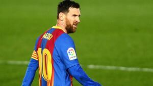 El Clasicoda Lionel Messi şaşırttı Cristiano Ronaldo gittiğinden beri...
