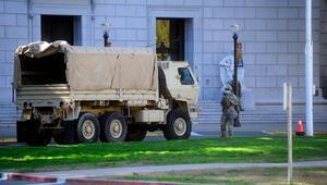 ABD Kongre baskınında Mike Pencein Pentagonu arayıp Burayı temizleyin dediği ortaya çıktı