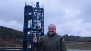 Milli Uzay Programında önemli gelişme Roket motoru testi geçti