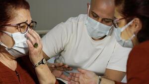 Maltada kopan parmağını sırt çantasında Türkiyeye getirdi Bu ameliyat literatüre girecek
