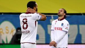 Trabzonspor düşüşe geçti Puan ortalaması...