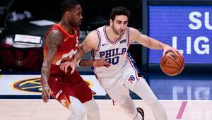 NBAde gecenin sonuçları: Furkan Korkmazın yıldızlaştığı maçta 76ers Thunderı yendi