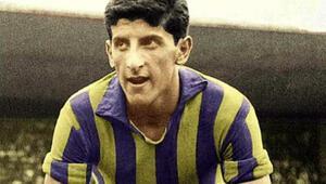 Türk sporu ve Fenerbahçenin Sinyor lakaplı efsanesi Can Bartu, ölümünün 2. yıl dönümünde anılıyor...