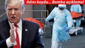 Trumptan bomba açıklamalar: Aşıya benim adımı verin