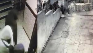 Beşiktaşta ev sahibinin elinden kurtulan hırsızlar, polisten kaçamadı