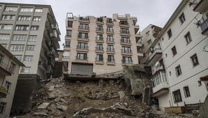 Etraftaki 11 binayı riskli görüyoruz