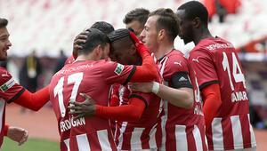 Sivasspor 3 - 1 Konyaspor (Maç özeti)
