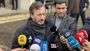 İletişim Başkanı Altundan Karabağdaki yıkımı görmezden gelen uluslararası topluma tepki