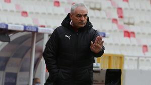 Sivasspor Teknik Direktörü Rıza Çalımbay: Bizim için kırılma noktasıydı