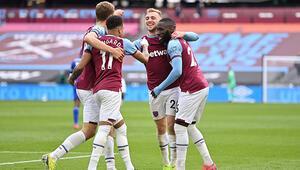West Ham United 3 - 2 Leicester City (Maç özeti)