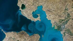 Son dakika haberi: Van Gölü fotoğrafı, NASAnın yarışmasında finale kaldı