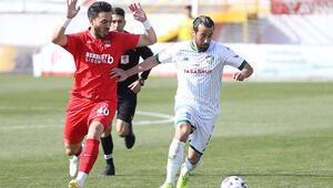 Ümraniyespor 2 - 1 bursaspor (Maç özeti)