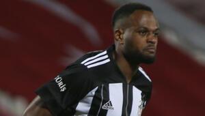 Beşiktaşta Cyle Larinden itiraf: Maçta iyi oynamadık ama...