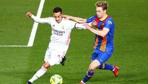 Real Madridde Lucas Vazquez sakatlandı