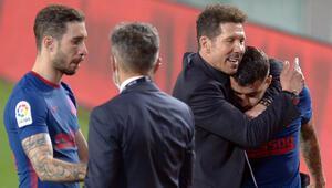 Atletico Madrid puan kaybetti, La Ligada zirve kızıştı