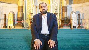 Ayasofya'nın eski imamı koronaya yakalandı