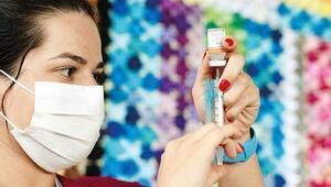 Sırası gelenlerin yüzde 25i aşıdan kaçtı