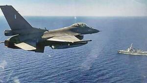 Ege ve Akdeniz'de 100 uçaklı tatbikat